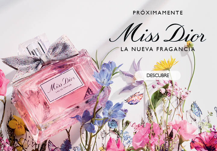 La Nueva Fragancia Miss Dior - Próximamente